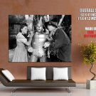 Judy Garland Wizard Of Oz Movie HUGE GIANT Print Poster