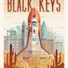 Black Keys Pheonix Big Indie Music Rock 32x24 Print POSTER