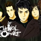My Chemical Romance Art Music 16x12 Print Poster