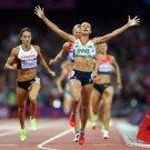 Jessica Ennis Athlete Sport 32x24 Print Poster