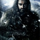 The Hobbit An Unexpected Journey Thorin 16x12 Print Poster