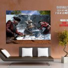 Assassin S Creed Iii 3 Video Game Huge Giant Print Poster
