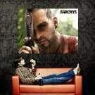Far Cry 3 Vaas Montenegro Video Game Huge 47x35 Print Poster