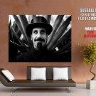 Serj Tankian System Of A Down Rock Huge Giant Print Poster