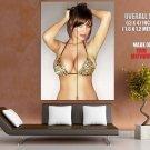 Sophie Howard Hot Model Sexy Big Boobs HUGE GIANT Print Poster