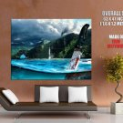 Far Cry 3 Dagger Water Art Video Game HUGE GIANT Print Poster