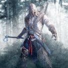 Assassins Creed Brotherhood Desmond Ezio 16x12 Print POSTER
