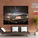 Emirates Stadium Arsenal Fc Football Sport Huge Giant Print Poster