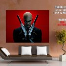 Hitman Absolution Game Shooter Action Huge Giant Print Poster