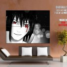 Naruto Shippuuden Sasuke Blood Anime Manga Art Huge Giant Print Poster