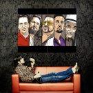The Big Lebowski Characters Cool Art Huge 47x35 Print Poster
