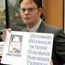 Dwight Schrute Rainn Wilson The Office TV 16x12 Print POSTER