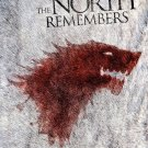 The North Remembers Game Of Thrones 16x12 Print Poster