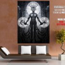 Hr Giger Sci Fi Fantasy Art Huge Giant Print Poster