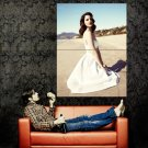 Lana Del Rey Hot Retro Pop Music Singer Huge 47x35 Print Poster