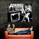 Asking Alexandria Metalcore Band Music Huge 47x35 Print Poster