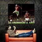 Wayne Rooney Manchester United Huge 47x35 Print POSTER