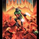 Doom Original Retro Art Video Game 32x24 Print Poster