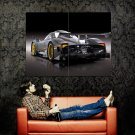 Pagani Zonda R Sport Car Huge 47x35 Print POSTER