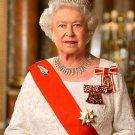 Queen Elizabeth II Great Britain 16x12 Print Poster