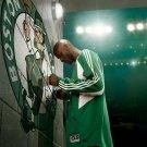 Kevin Garnett Pre Game Ritual Celtics NBA 32x24 Print POSTER