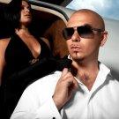 Pitbull Rapper Singer Entertainer Hip Hop Music 16x12 Print POSTER