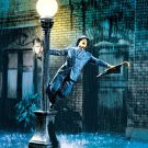 Singin In The Rain Gene Kelly Movie 16x12 Print Poster