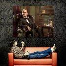 Bill Murray Actor Painting Movie Art Huge 47x35 Print Poster