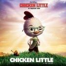 Chicken Little Disney Animated Film 16x12 Print Poster