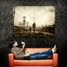 A Man With A Dog Fallout 3 Game Huge 47x35 Print Poster
