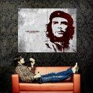 Viva La Cuba Che Guevara Art Huge 47x35 Print Poster