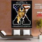 Malcolm X Denzel Washington Movie HUGE GIANT Print Poster