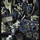 Beetlejuice Movie Awesome Art 16x12 Print Poster