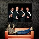 The Rat Pack Amazing Cool Classic Huge 47x35 Print Poster
