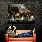 The Evil Within Video Game Art Huge 47x35 Print Poster