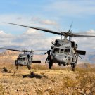 Sikorsky HH 60G Helicopters Pave Hawk 16x12 Print Poster