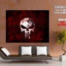 Punisher Skull Logo Video Game HUGE GIANT Print Poster