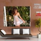 Malena Morgan Hot Model Sexy Lingerie HUGE GIANT Print Poster