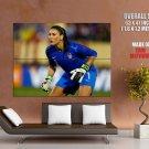 Hope Solo Soccer Goalkeeper Sport HUGE GIANT Print Poster