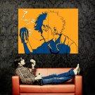 Cowboy Bebop Spike Spiegel Anime Manga Art Huge 47x35 Print POSTER