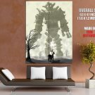 Shadow Of The Colossus Game Art Huge Giant Print Poster