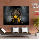 Breaking Bad Game Of Thrones Crossover HUGE GIANT Print Poster