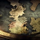 Westeros Game Of Thrones Ice And Fire Map 32x24 Print Poster