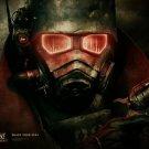Fallout New Vegas Armor Video Game 16x12 Print Poster