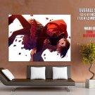 Ruby Rose Rwby Anime Art Huge Giant Print Poster