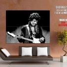 Jimi Hendrix BW Greatest Guitarists HUGE GIANT Print Poster