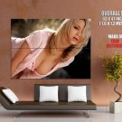 Ashlynn Brooke Hot Busty Model Sexy Boobs HUGE GIANT Print Poster