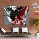 Samurai Champloo Blood Anime Art HUGE GIANT Print Poster