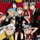 Soul Eater Characters Anime Manga Art 16x12 Print POSTER