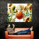 Kuroko No Basket Kise Ryouta Kaijou Anime Huge 47x35 Print Poster